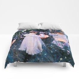 John Singer Sargent - Carnation, Lily, Lily, Rose Comforters