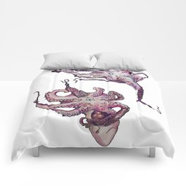 Squishy Octopi Comforters