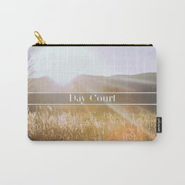 Day Court Carry-All Pouch