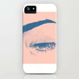 Just Let Me Go iPhone Case