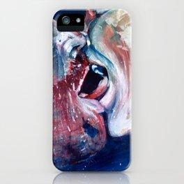 Kiss & Makeup iPhone Case