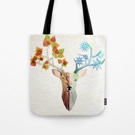 deer season Tote Bag