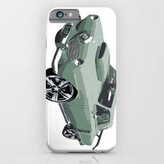 Studebaker in Green iPhone 6s Slim Case