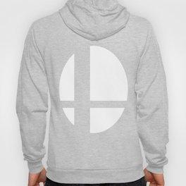 Super Smash Bros Logo Hoody