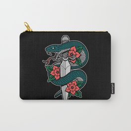 Snake & Dagger II Carry-All Pouch