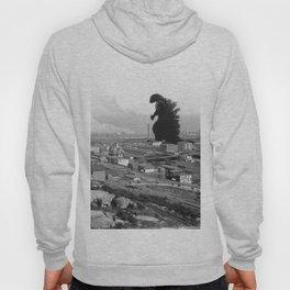 Old Time Godzilla Hoody