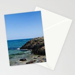Marginal Way, Maine Stationery Cards