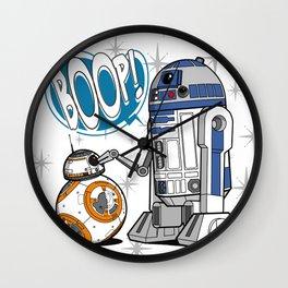 Master Of BOOP (BB8 Version) Wall Clock
