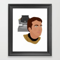 The Elder Kirk Framed Art Print