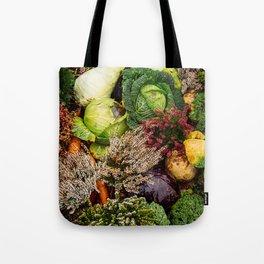 Vegetable pattern Tote Bag