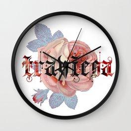 traviesa Wall Clock