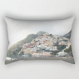 Positano Beach Rectangular Pillow