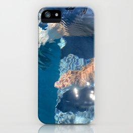 Underwater Art FEET 2 iPhone Case