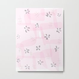 Patterns iVG-102 Metal Print