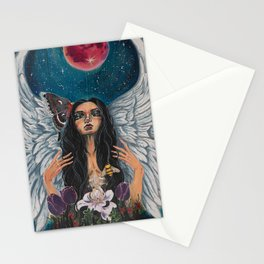 Mother Nature Angel Stationery Cards