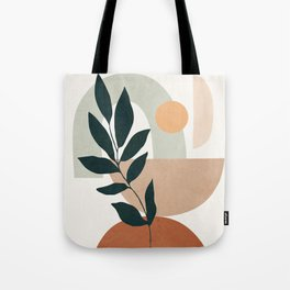 Soft Shapes IV Tote Bag