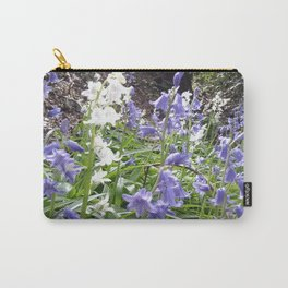 Bluebells Photo 613 Carry-All Pouch