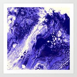 Blue Dream 02 Art Print