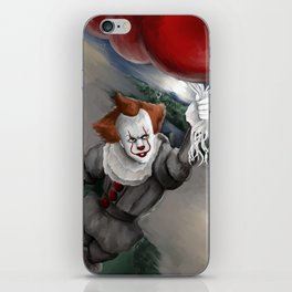 Welcome To Derry iPhone Skin