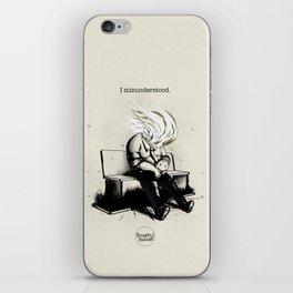 I misunderstood iPhone Skin