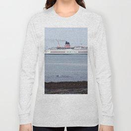 CTMA cruise ship  Long Sleeve T-shirt