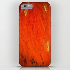 Vintage Orange cases iPhone 6 Plus Slim Case