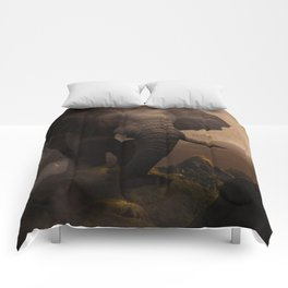 The Famous Giant Elephant by GEN Z Comforters
