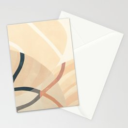 Converging Path Stationery Cards
