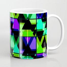 Abstract geometric pattern 3 Coffee Mug