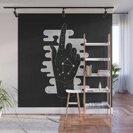 Libra - Zodiac Illustration Wall Mural