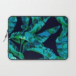 Tropical addiction - midnight grunge Laptop Sleeve