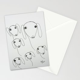 Doodle Dogs Stationery Cards
