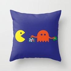 The Deal Throw Pillow