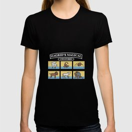 Magical Creature Crackers T-shirt