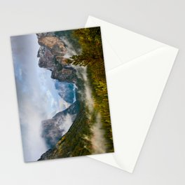 Yosemite National Park / Tunnel View  4/26/15 Stationery Cards