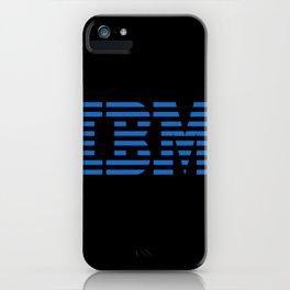 IBM iPhone Case