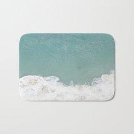 Shark From Above Bath Mat