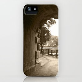 North Parade Road iPhone Case