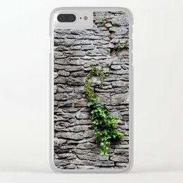 Ghent's Castle Walls Clear iPhone Case
