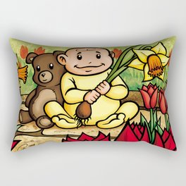 Pretty Huh Rectangular Pillow