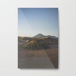 Mount Bromo, Podokoyo, Pasuruan, East Java, Indonesia Metal Print