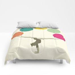 Gymnastics II Comforters