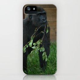 Lope The Gorilla iPhone Case