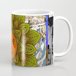 Energy Of The Sun Coffee Mug