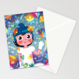 Hello Winter! Stationery Cards