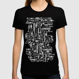 Horns B&W II T-shirt