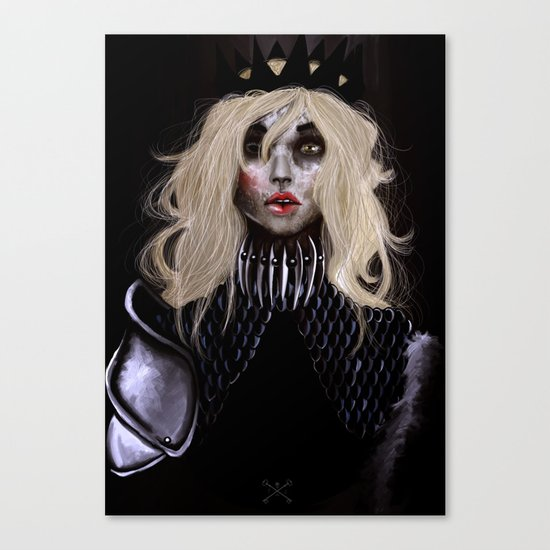 Arawn Canvas Print