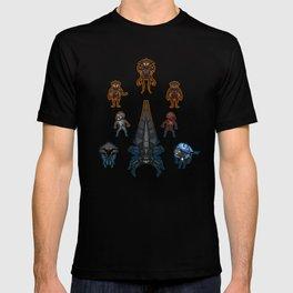 Mass Effect 2 Baddies T-shirt