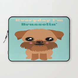 Brussels Griffon Laptop Sleeve