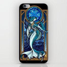 Sage of Water iPhone Skin